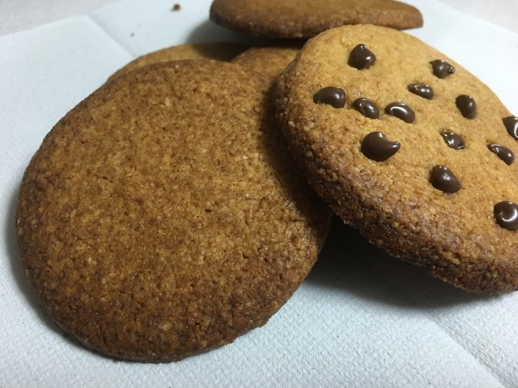 実際に糖質オフのチョコチップクッキーを作ってみたところ